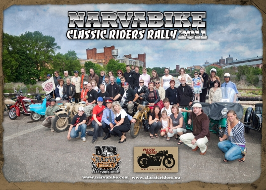 Classic Riders Rally 21011