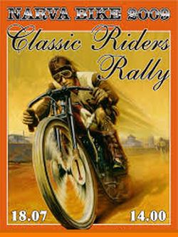 Classic Riders Rally 2009