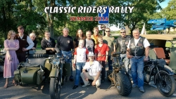 Classic Riders Rally 2016