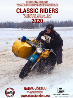 Classic Riders Winter Rally 2020